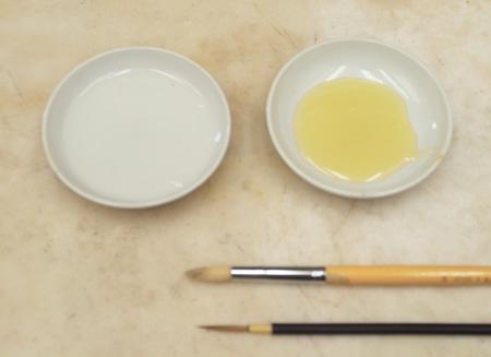 金子豊文|画材の神さま|溶き油