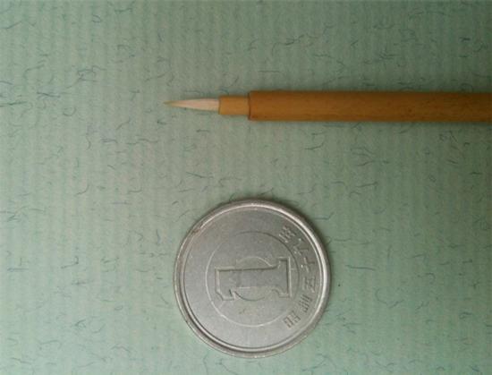 猫と私|猫の毛を使った筆